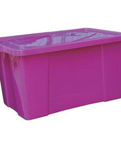 BOX 30 LITRES COUVERCLE