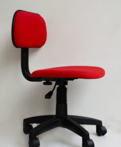 CHAISE DACTYLO ROUGE 66410