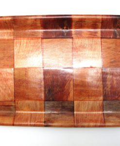 PLATEAU BOIS RECTANGLE 29X43 CMS