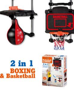 basket et boxing