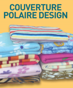 COUVERTURE POLAIRE DESIGN