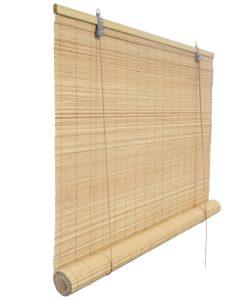 store bambou 100*200 naturel