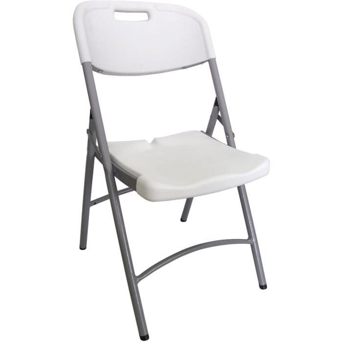 Chaise r sine pliante tahiti pas cher - Leroy merlin chaise pliante ...