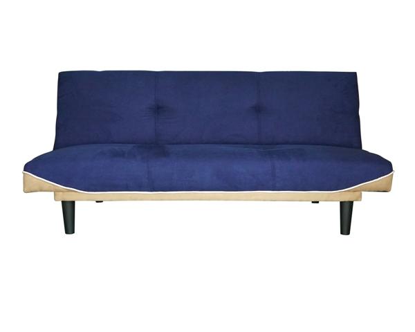 clic clac bleu fond beige tahiti pas cher. Black Bedroom Furniture Sets. Home Design Ideas