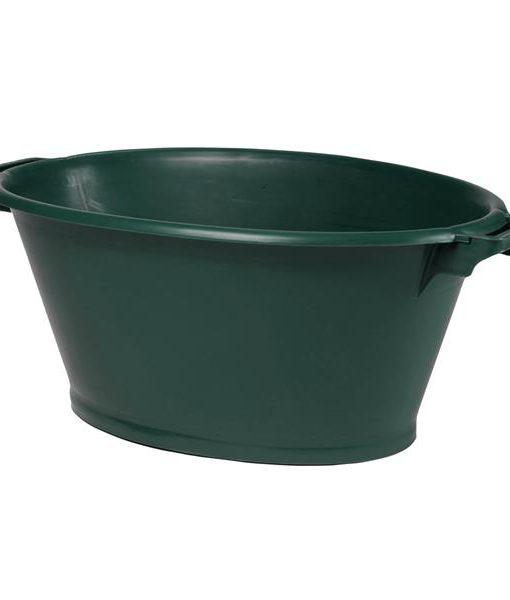 bassine 70l vert ovale tahiti pas cher. Black Bedroom Furniture Sets. Home Design Ideas
