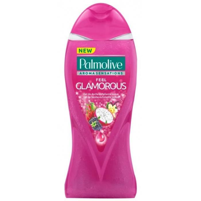 PALMOLIVE GEL DOUCHE GLAMOROUS 500ml