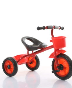 TRICYCLE ROUGE 65296