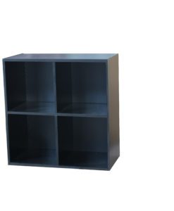 CUBE 4 NICHES GM NOIR 66382