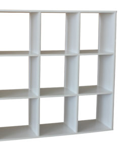 CUBE 9 NICHES HAUT BLANC 66388
